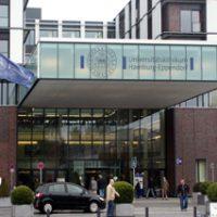 "07.05. - 01.10.10 | ""Hamburgo liegt am Mittelmeer"" | Neues Klinikum Universitätskrankenhaus Eppendorf"