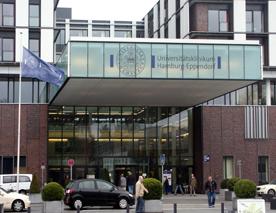 "07.05. – 01.10.10 | ""Hamburgo liegt am Mittelmeer"" | Neues Klinikum Universitätskrankenhaus Eppendorf"